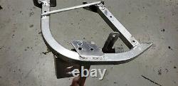 05-13 Corvette C6 Lower Radiator Core Support Skid Bar Plate NEW 20939829