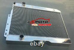 3 ROW ALUMINUM RADIATOR for 59-65 chevy IMPALA / BEL AIR / El Camino / Biscayne