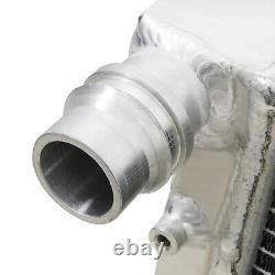 42mm ALUMINIUM ALLOY SPORT RADIATOR RAD FOR AUDI A3 8L S3 TT 1.8T QUATTRO 225BHP
