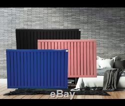 600x900 Pink Designer Radiator Heater Warmer Central Heating Flat Panel