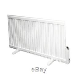 700W-2000W Oil Filled Radiator Electric Space Heater Thermostat Wall Mount Timer