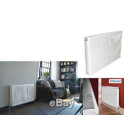 700mm High Central Heating Radiator Double or Single Convector Panel K1 or K2