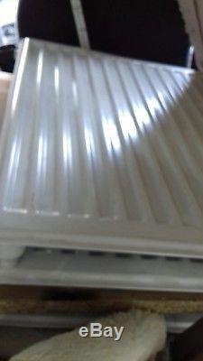 8 Various Sizes Central Heating Radiators