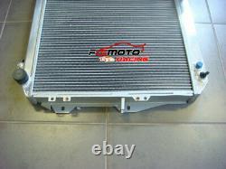 Aluminum Radiator For 1988-1997 Toyota Hilux LN106 / LN111 2.8L Diesel AT/MT