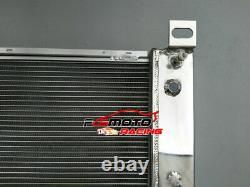 Aluminum Radiator for Chevy Silverado Suburban Tahoe Escalade 4.8 5.3 6.0 V8 AT