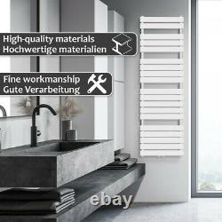 Badheizkörper Mittelanschluss Handtuchwärmer Badezimmer Heizung Handtuchtrockner