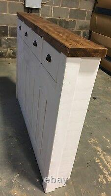 Bespoke Made To Measure Rad Covers / Radiator Covers / Solid Chunky
