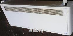 Biddle Forceflow Air Forced Central Heating Home Commercial Wall Radiator 130cm
