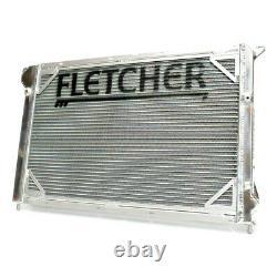 Bmw Mini Cooper S R52 R53 1.6 2 Core Aluminium Alloy Fletcher R53 Radiator Z2212