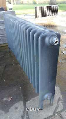 Cast Iron Radiators 26 HIGH OLD SCHOOL RESIZE TO ANY WIDTH FOC