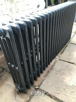 Cast iron radiator 4 column