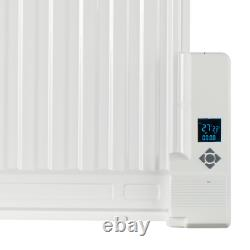 Celsius Oil-Filled Electric Radiator / Panel Heater. Wall Mounted / Portable