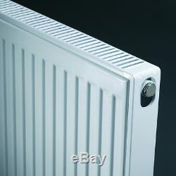 Central Heating Convector Radiators All Sizes T22