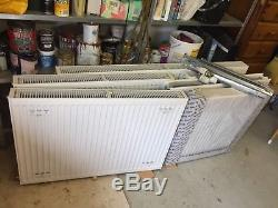 Central heating radiators double