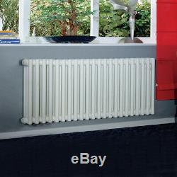 Column Central Heating Traditional RADS Horizontal Cast Iron Style Radiators UK