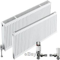 Compact Convector Radiators SC P+ DC All Sizes Central Heating ProRad by Stelrad
