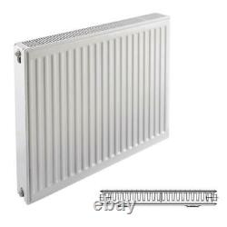 Compact Radiator PRORAD by STELRAD P+ K1 K2 Type 11 21 22 ALL DIMENSIONS