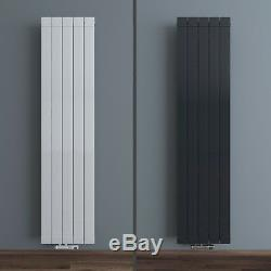 Design Aluminium Paneelheizkörper Vertikal ALU Heizkörper Mittelanschluss