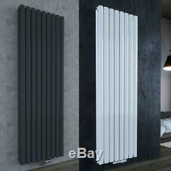 Design Röhren Heizkörper Paneelheizkörper Vertikal Mittelanschluss Doppellagig