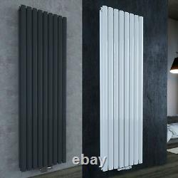 Design Röhren Heizkörper Paneelheizkörper Vertikal Seitenanschluss Doppellagig