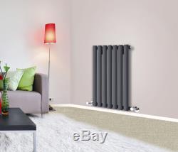 Designer Oval Single Double Panel Column Radiator Bathroom Central Heating Rads