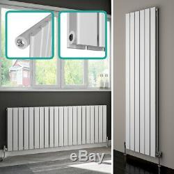 Designer Radiator Vertical Horizontal White Flat Panel Rads Central Heating Bath