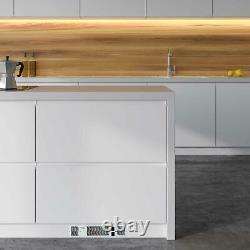 Diamond 500 Kitchen Central Heating Plinth Heater Under Cupboard Space Saver