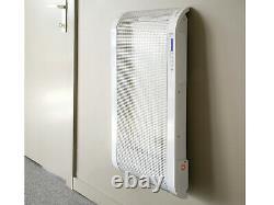 Domo Heizlüfter, Badwandheizung, 1500W, 2 Heizstufen mit Thermostat