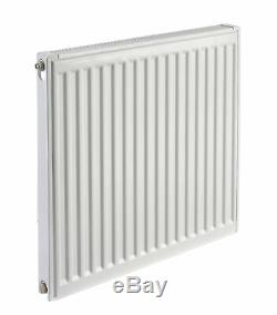 Double Panel 500mm High x 1300mm Long Type 22 Central Heating Compact Radiator