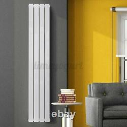Double Single Vertical Designer Central Flat Heating Heater Radiator Panel Rad
