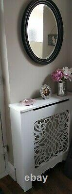 French/Shabby Chic Baroque Radiator Cover Unpainted Cabinet FAST