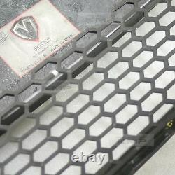 Front Hood Radiator Grille UNPAINTED For HYUNDAI 2013 2017 Genesis Coupe