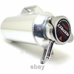 GReddy TRUST 12400908 Radiator Breather Tank Air Bleed Catch Tank Universal