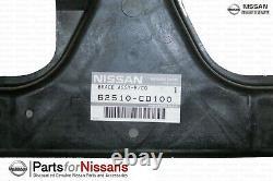 Genuine 2003-2007 350Z Radiator Center Core Support 62510-CD100