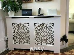 Gothic Baroque Radiator Cover Unpainted Contemporary Cabinet FAST