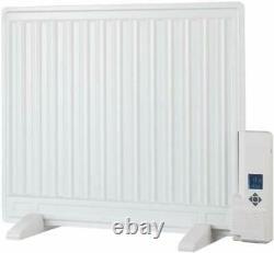 Hausmaster Oil Filled Panel Radiator 400-1000W Wall Mounted & Freestanding