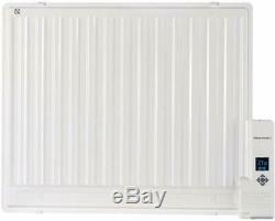 Hausmaster Oil Filled Panel Radiator 400W, 600W, 1000W wall mounted, freestanding