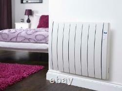 Haverland 1250W Designer XR Electric Radiator White Energy Efficient Heaters