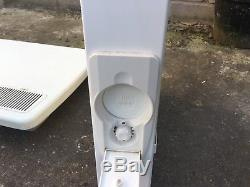 Heat electric central heating radiator water filled no maintenance solar power