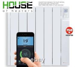 Heatstore Dynamic HSDI750 750w Intelirad Oil Filled Electric Radiator Heater
