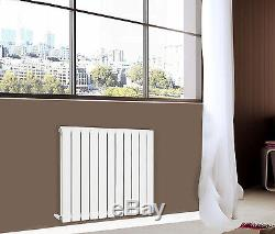 Horizontal Designer Flat Panel Column Radiator Bathroom Central Heating Rads
