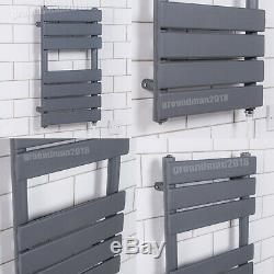 Horizontal Designer Radiator Central Heating Flat Panel Double Single Anthracite