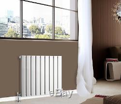 Horizontal Flat Designer Radiators Modern Single Panel Central Heating Rads
