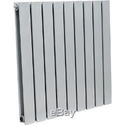 Horizontal Flat Panel Column Designer Bathroom Radiators Central Heating Double