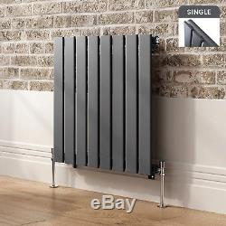Horizontal Radiator Designer Flat Panel Column Bathroom Heater Central Heating