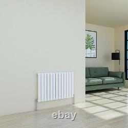 Horizontal Vertical Designer Radiator Flat Panel Oval Column Heating Panel Rads