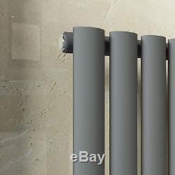 Horizontal Vertical Designer RadiatorS Oval Column Panel Rad Central Heating UK