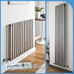 Horizontal & Vertical Stainless Steel Radiators Double & Single Central Heating