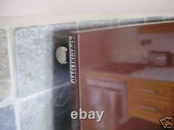 Horizontal dark copper designer radiator 505/1205 3800 btu