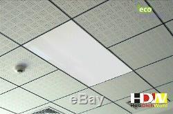 Infrarotheizung 500,1000W Deckenheizung Stahlblech Odenwalddecke Rasterdecke HDW